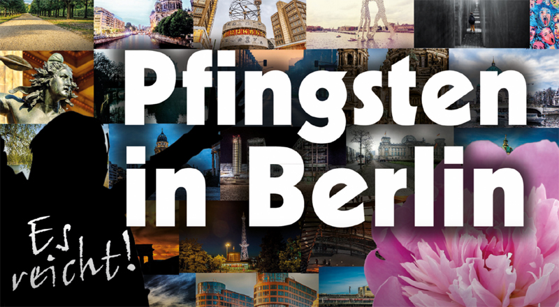 Pfingsten in Berlin